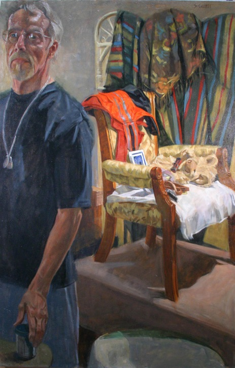 Sam Collett – Fundamentals of Representational Oil Painting