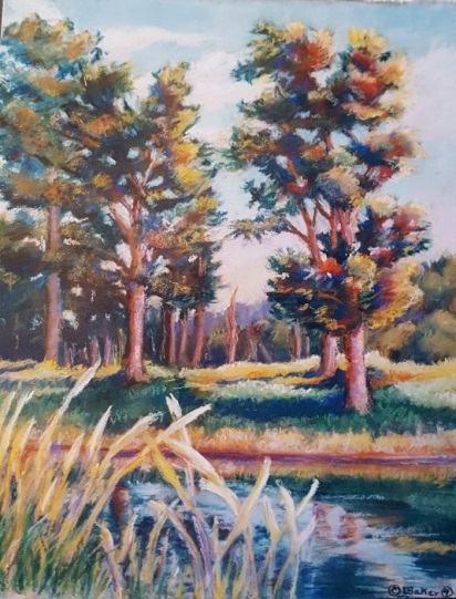 Pastel/Acrylic/Oil for Beginners (Session 2)