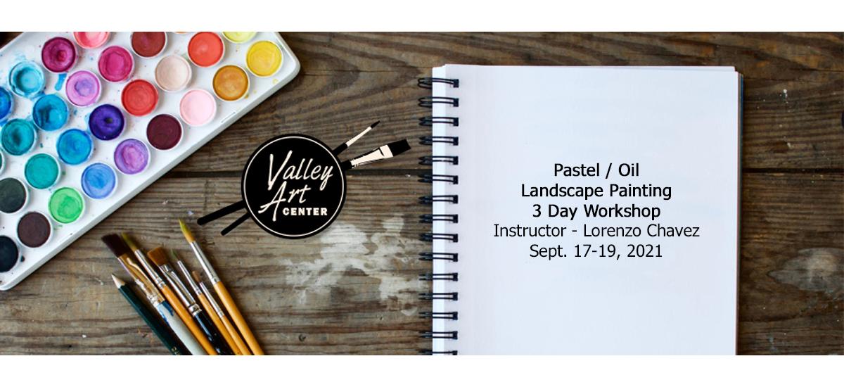 2021 Pastel / Oil Workshop