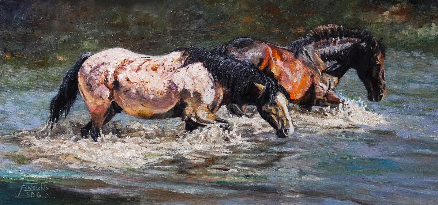 Jan Perley Horses