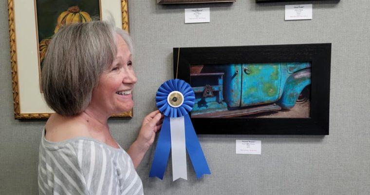 June 2021 Annual Artist's Show Popular Choice Winner